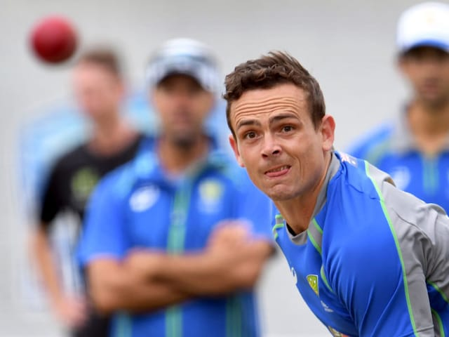 Spinner Stephen OKeefe Pulled Out of Big Bash For India Tour