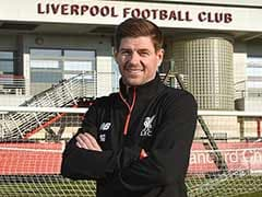 Steven Gerrard Returns to Liverpool But as Academy Coach