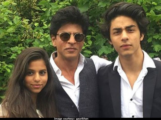 Was Shah Rukh Khan Serious About Rules For Dating Daughter? Find Out Here