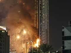 Dubai Toughens Laws To Minimise Tower Fire Incidents