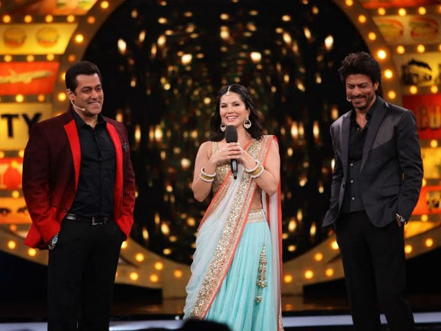 Shah Rukh Khan And Salman Khan Share Great Bonding, Says Sunny Leone