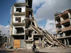 UN Issues Blank Statement On Syria, Says It Has Run Out Of Words