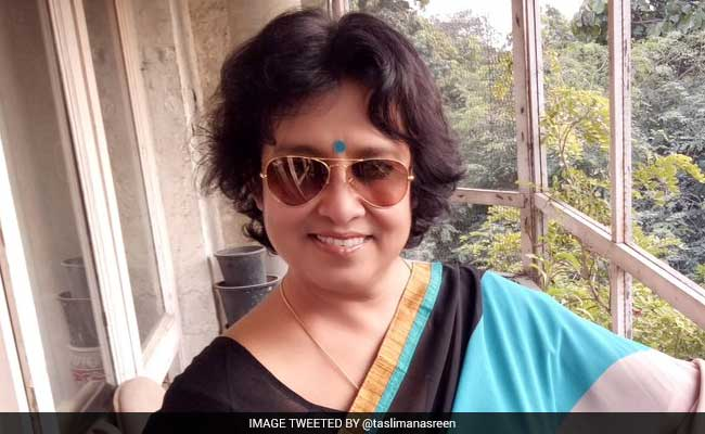 Need To Go Beyond Triple Talaq, Abolish Sharia Law, Says Taslima Nasreen