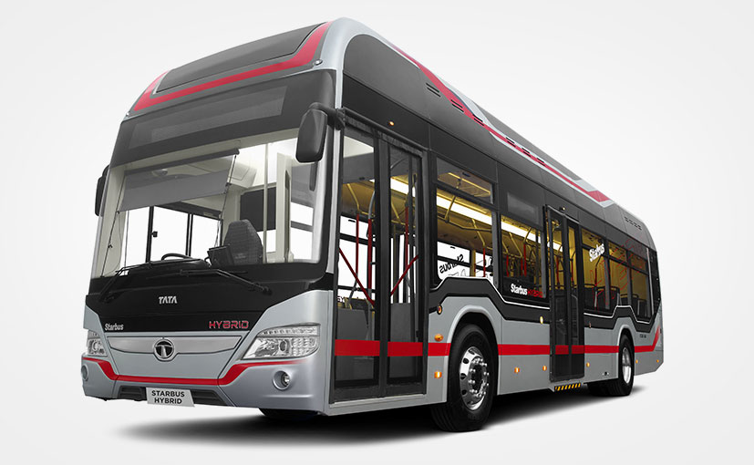 Tata Motors Reveals India S First Hydrogen Fuel Cell Bus Ndtv