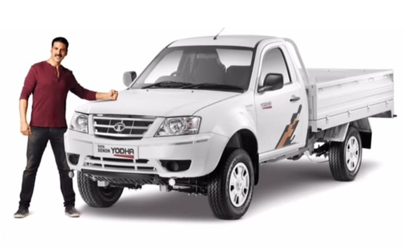 tata xenon yodha pickup launched in india prices start at. Black Bedroom Furniture Sets. Home Design Ideas