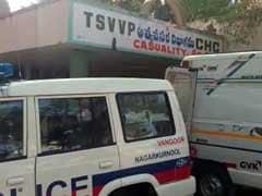 Throat Slit, 20-Year-Old Left Bleeding On Road In Telangana