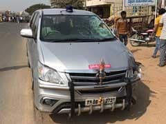 Class 10 Student Dies After Hit By Telangana Minister's Official Car