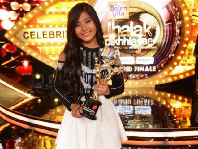 Teriya Magar Is The Winner Of Jhalak Dikhhla Jaa 9