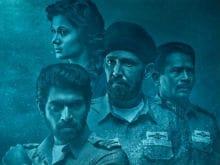 <i>The Ghazi Attack</i> Posters: Rana Daggubati, Taapsee Look Intense