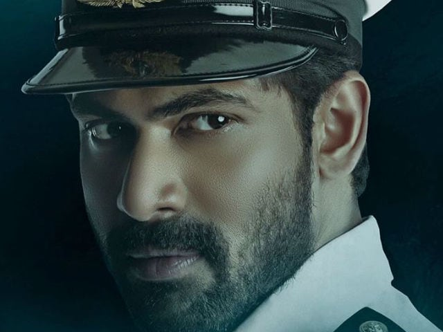The Ghazi Attack Posters: Rana Daggubati, Taapsee Look Intense