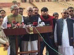 Trinamool Lawmakers Meet President Mukherjee, Term Notes Ban As 'Super Emergency'