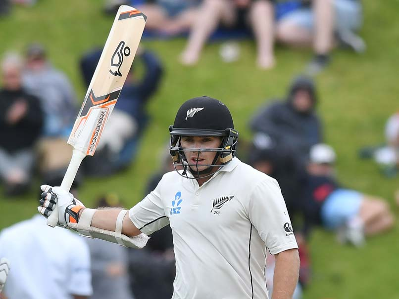 Stubborn Tom Latham Keeps New Zealand Afloat vs Bangladesh