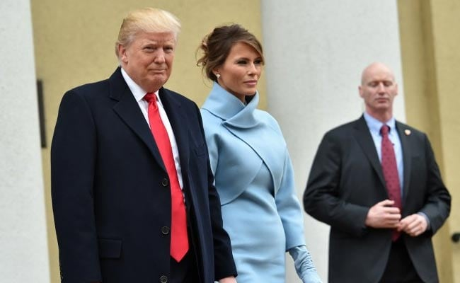 Melania 'Doing Really Well' After Surgery, Tweets Donald Trump