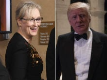 Golden Globes 2017: Meryl Streep 'Over-Rated Actress,' Tweets Furious Donald Trump