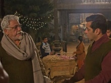 Salman Khan Shares Pic With Om Puri From The Sets Of <I>Tubelight</i>, The Acting Legend's Last Film