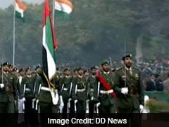 Republic Day 2017: UAE Soldiers Lead March At Parade On Rajpath