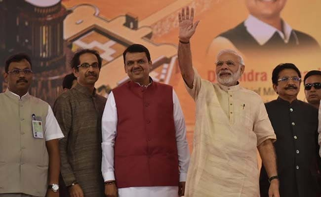 Why Hurry To Declare PM Narendra Modi Leader For 2019 Polls, Asks Uddhav Thackeray