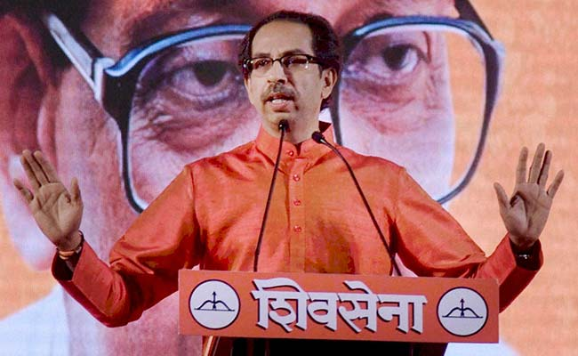 Shiv Sena Hits Out At UP Government Over Child Deaths, Dubs It 'Agent Of Death'