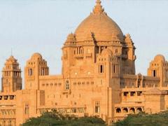 Leela Palace Udaipur, Umaid Bhawan Palace Jodhpur In TripAdvisor's Top 25 Global Hotels List