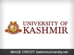 University Of Kashmir Scores A+ Grade In NAAC Re-Accreditation