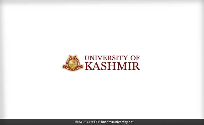 Kashmir University Results: 4 Year B.Pharm, 2 Year M.Pharm Entrance Test Points Released @ Kashmiruniversity.net, Check Now