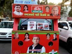 On Sunday, Akhilesh and Dimple Yadav To Appear With Rahul Gandhi