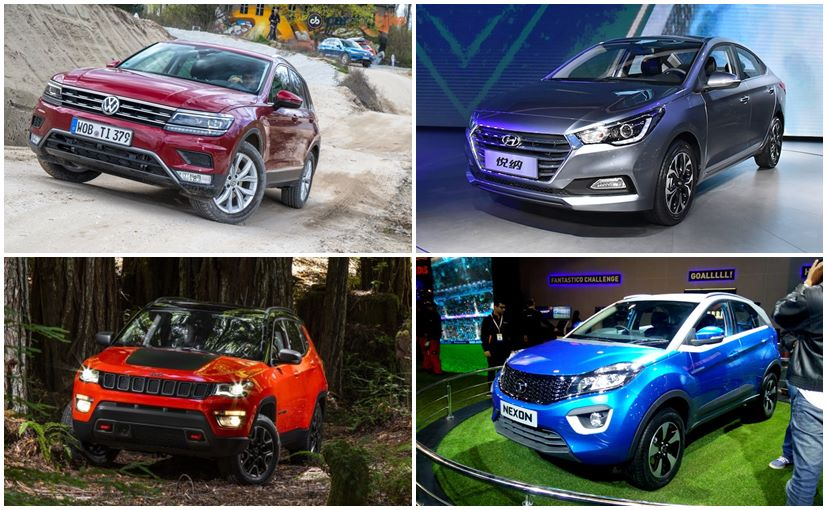 new car launches planned in indiaTop 10 Upcoming Cars In India 2017  NDTV CarAndBike