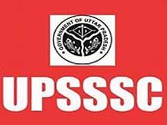 UPSSSC Recruitment 2018: टेक्निकल असिस्टेंट के 2059 पदों पर निकली वैकेंसी, आवेदन शुरू