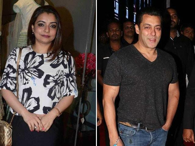 Vaibhavi Merchant Wants Best Actor Nomination If Salman Khan Can Be 'Best Choreographer'