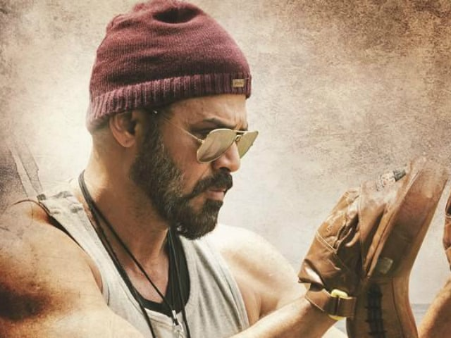 Venkatesh Is 'Very 'Similar' To His Character In Guru, Says Director