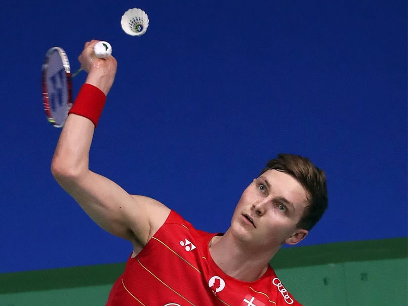 Indian Badminton Is Growing: Denmark's Star Shuttler Viktor Axelson
