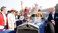 21 Gun Salute Vintage Car Rally 2017 Gets Green Signal From NGT