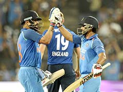 India vs England, 1st ODI: Virat Kohli, Kedar Jadhav Tons Hand India Three-Wicket Win
