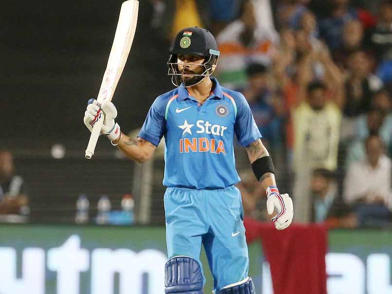 The Virat Kohli Six That Left The Cricketing World in Awe