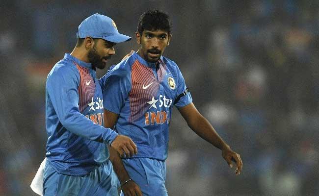 INDvsNZ: बल्लेबाजी में विराट कोहली और गेंदबाजी में जसप्रीत बुमराह रहे सर्वश्रेष्ठ