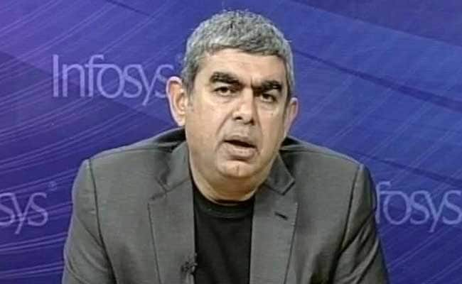 Vishal Sikka Resigns As Managing Director And CEO Of Infosys