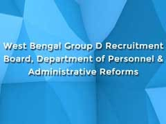 West Bengal Group D Result 2017 Declared @ Wbgdrb.applythrunet.co.in, Wbgdrb.in; Check Now