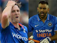 India vs England: Player Face-Offs - MS Dhoni vs Chris Woakes
