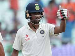 Attacking Ton By Wriddhiman Saha Puts Rest Of India On Top In Irani Cup