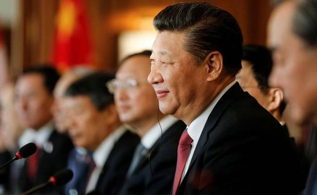 China's Xi Jinping Pushes Advanced Technology For Military
