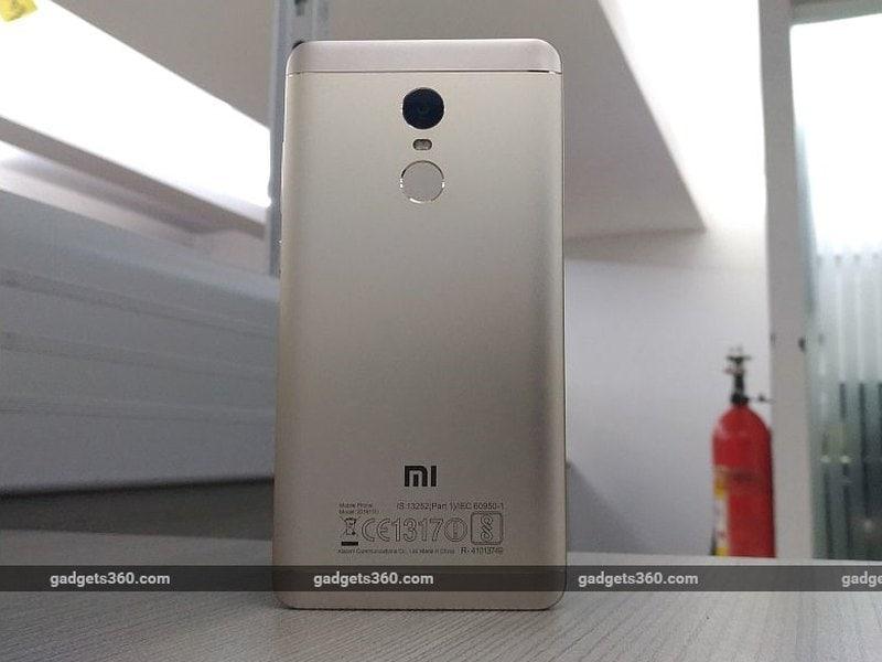 Xiaomi Redmi Note 4 स्मार्टफोन का 4 जीबी रैम वेरिएंट फिर हुआ सस्ता, जानें नई कीमत