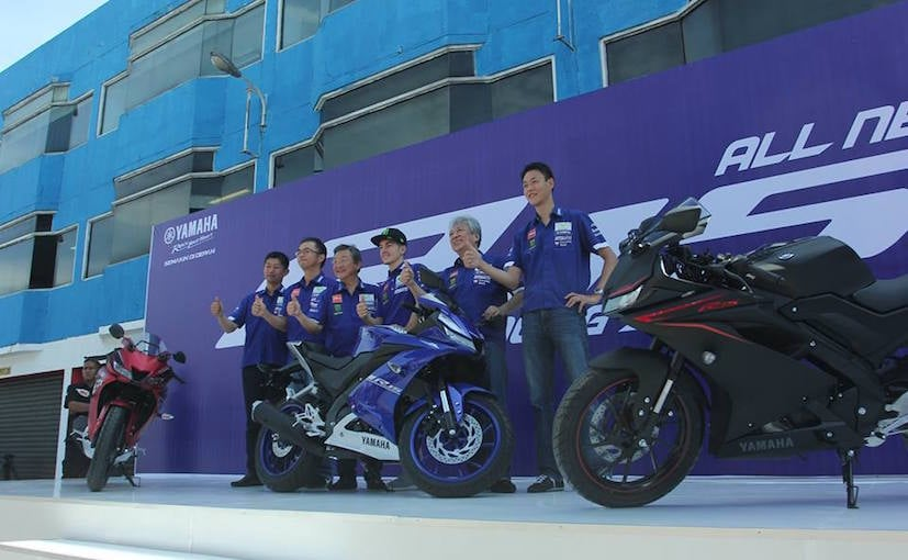 All-New Yamaha YZF-R15 V3 0 Officially Unveiled