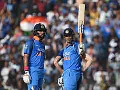 Virat Kohli Hails Yuvraj Singh, MS Dhoni After Cuttack ODI Win