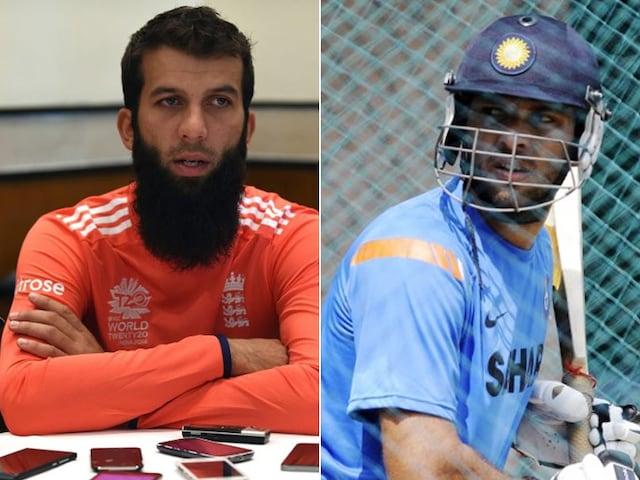 India vs England: Player Face-Offs - Yuvraj Singh vs Moeen Ali