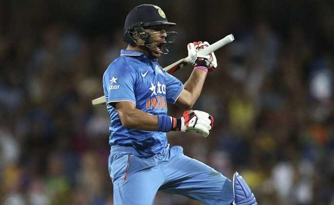 चैंपियंस ट्रॉफी : टीम इंडिया को प्रैक्टिस मैच से पहले ही झटका, प्रैक्टिस सेशन में नहीं आए युवराज सिंह, जानिए क्यों?