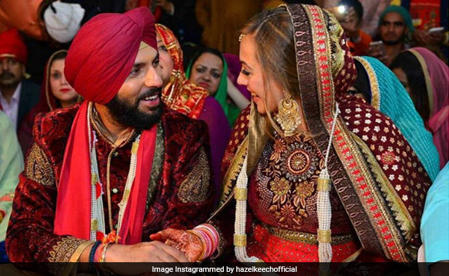 Hazel Keech's Beautiful Note For Husband Yuvraj Singh After Cuttack Ton