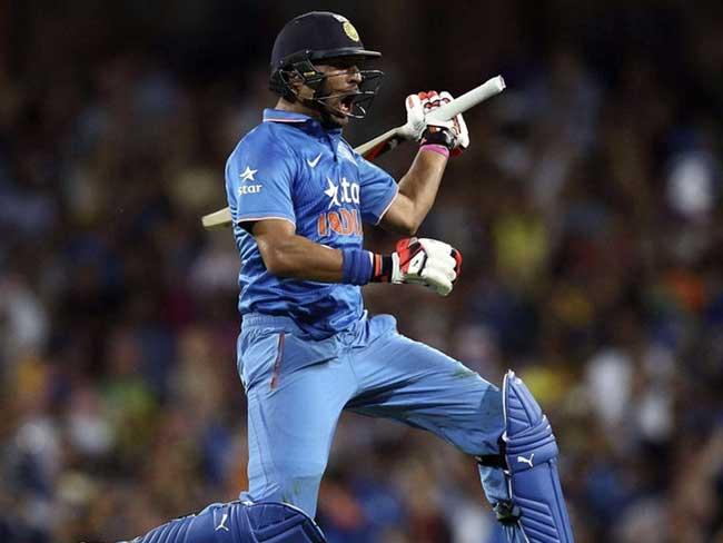 ICC Champions Trophy : 'चैंपियन' युवराज सिंह पाकिस्तान के खिलाफ उतरते ही बना लेंगे यह रिकॉर्ड!