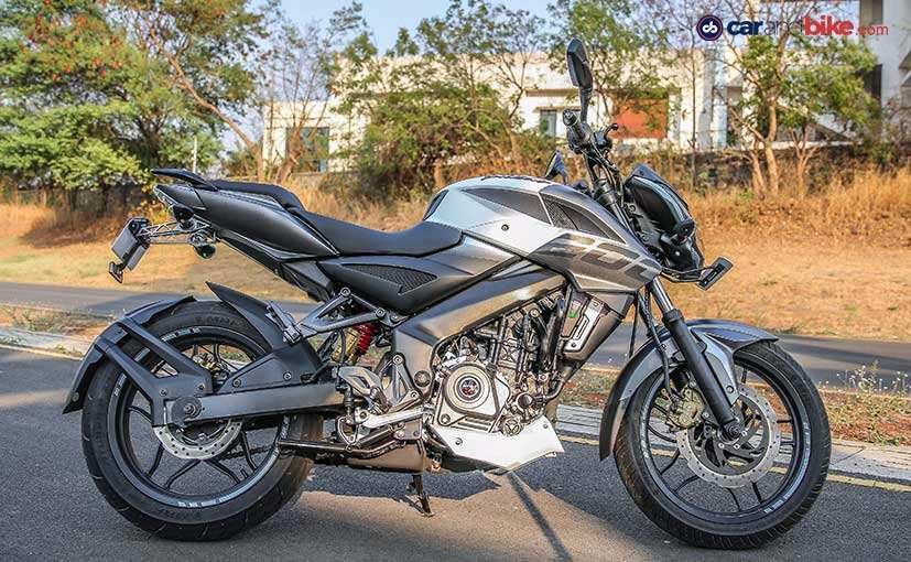 2017 Bajaj Pulsar NS200 First Ride Review - NDTV CarAndBike