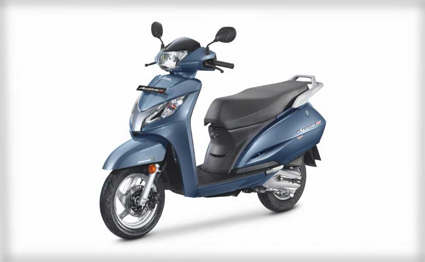 New Honda Activa 125 With BS IV Engine Launched At &#8377 56,954