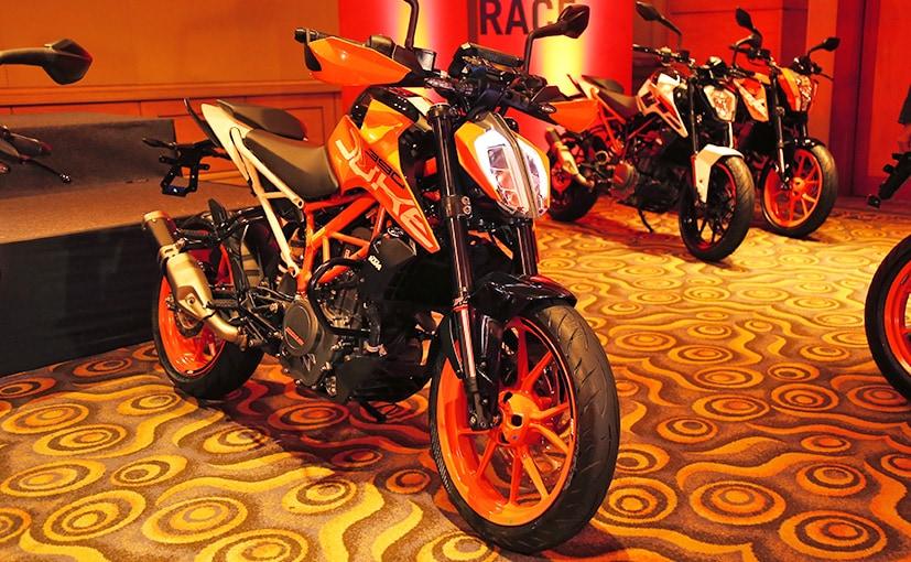 2017 KTM 390 Duke, 250 Duke And 200 Duke Launched In India